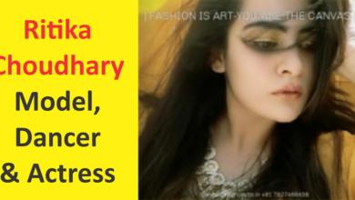 Ritika Choudhary - Model, Dancer & Actress