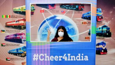 Selfie Point #Chee4India