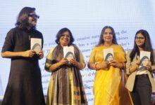 Brisha Jain - Book Launched by Shabana Azmi